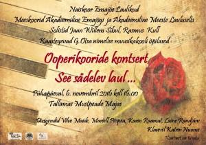 Ooperikooride kontsert